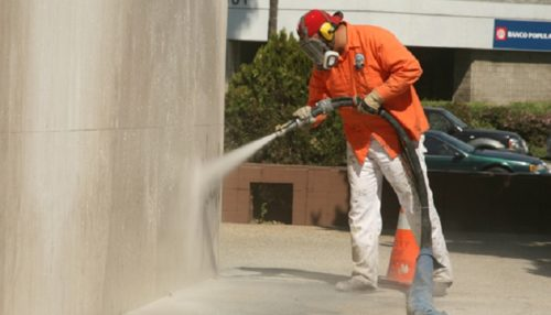 An Introduction to Commercial Sandblasting