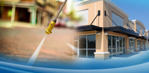 Commercial Pressure Washing Your Business