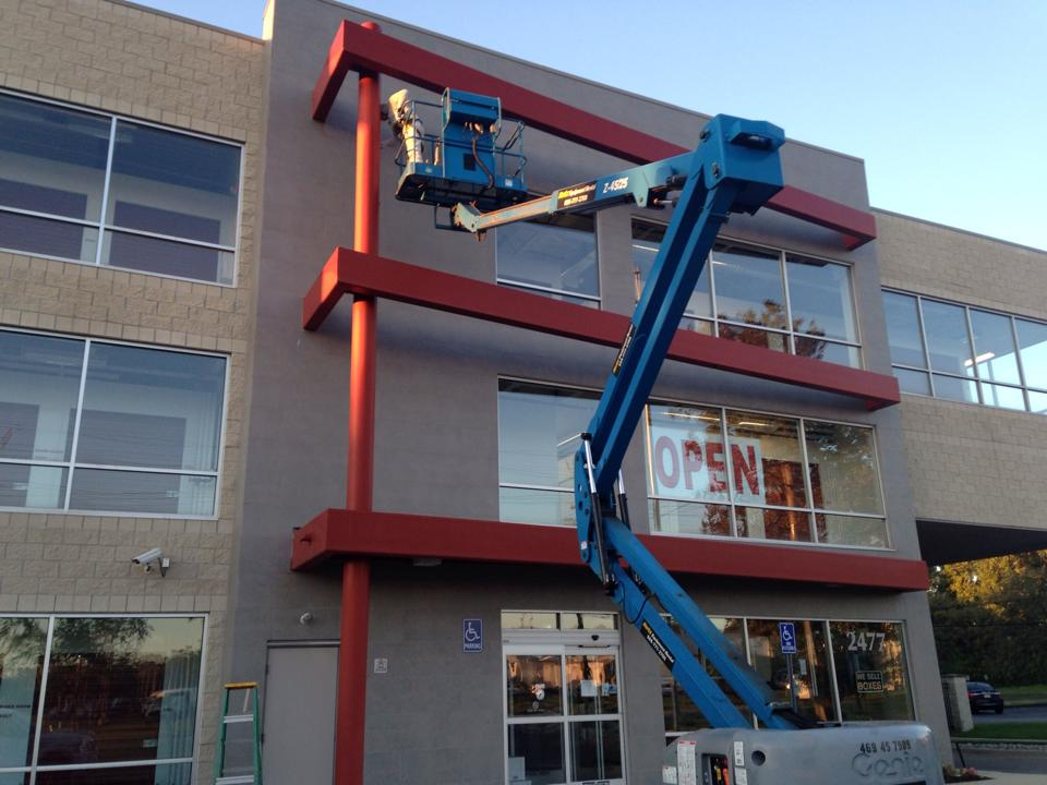 Our Commercial Painting Services